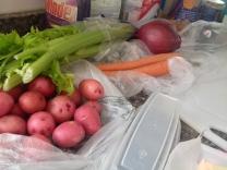 Veggie veggie veggie